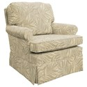 Best Home Furnishings Patoka Swivel Rocking Club Chair  - Item Number: 2619-33889