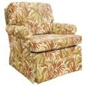 Best Home Furnishings Patoka Swivel Rocking Club Chair  - Item Number: 2619-34079