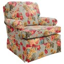 Best Home Furnishings Patoka Swivel Rocking Club Chair  - Item Number: 2619-34223