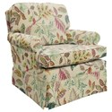 Best Home Furnishings Patoka Swivel Rocking Club Chair  - Item Number: 2619-34389