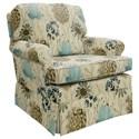 Best Home Furnishings Patoka Swivel Rocking Club Chair  - Item Number: 2619-34612