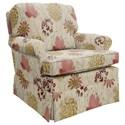 Best Home Furnishings Patoka Swivel Rocking Club Chair  - Item Number: 2619-34618