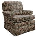 Best Home Furnishings Patoka Swivel Rocking Club Chair  - Item Number: 2619-34626A