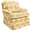 Best Home Furnishings Patoka Swivel Rocking Club Chair  - Item Number: 2619-34834