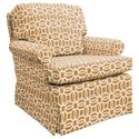 Best Home Furnishings Patoka Swivel Rocking Club Chair  - Item Number: 2619-34959