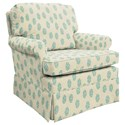 Best Home Furnishings Patoka Swivel Rocking Club Chair  - Item Number: 2619-35532