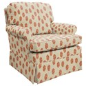 Best Home Furnishings Patoka Swivel Rocking Club Chair  - Item Number: 2619-35534
