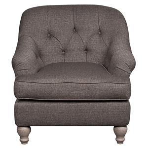 Morris Home Furnishings Penelope Penelope Upholstered Chair