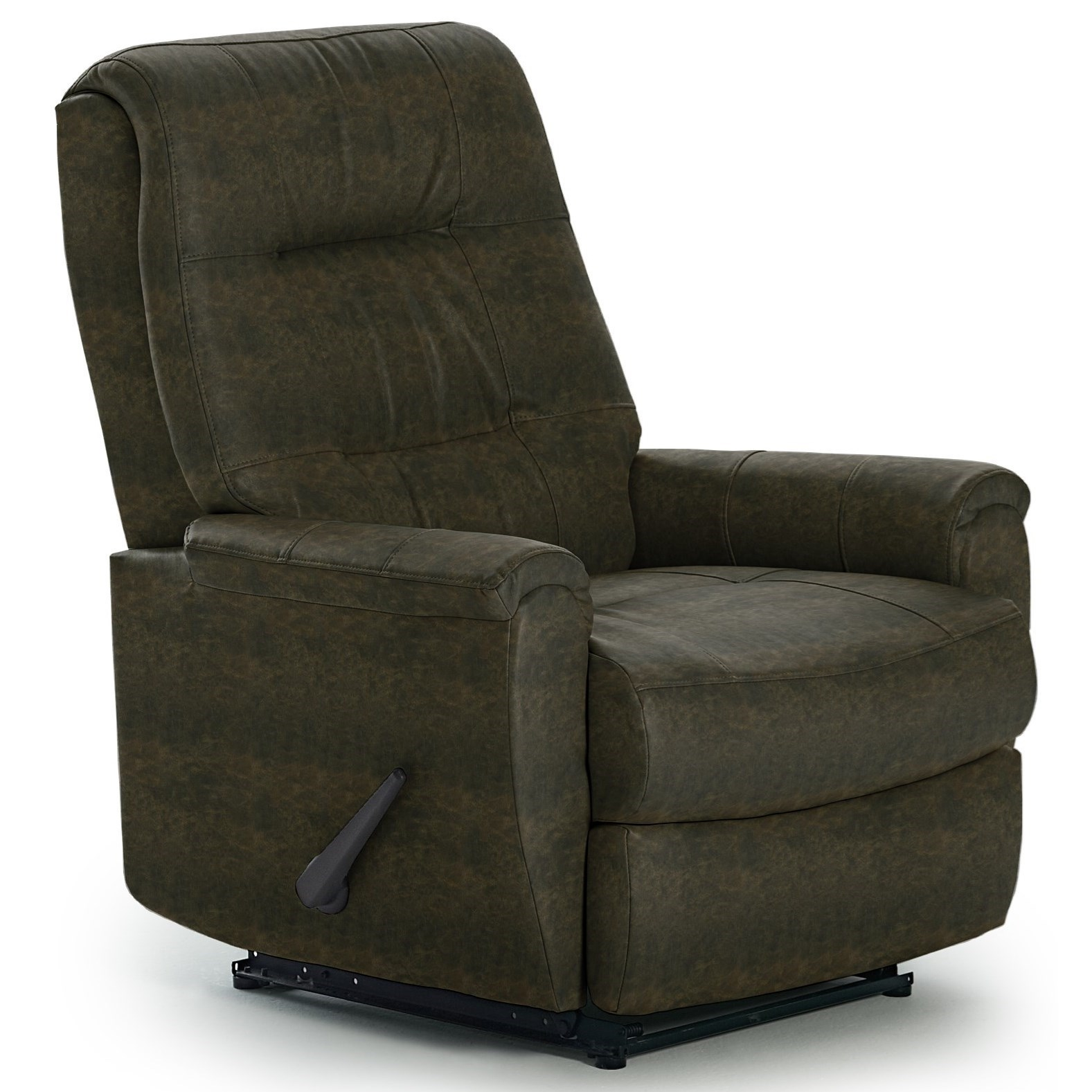 Best Home Furnishings Recliners - Petite Rocker Recliner - Item Number: -2083364182-24783U