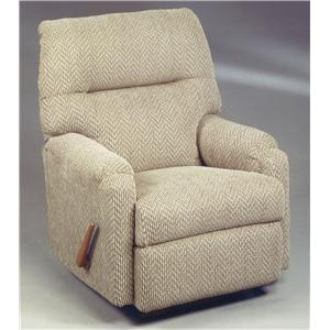 Morris Home Furnishings Recliners - Petite JoJo Recliner Rocker