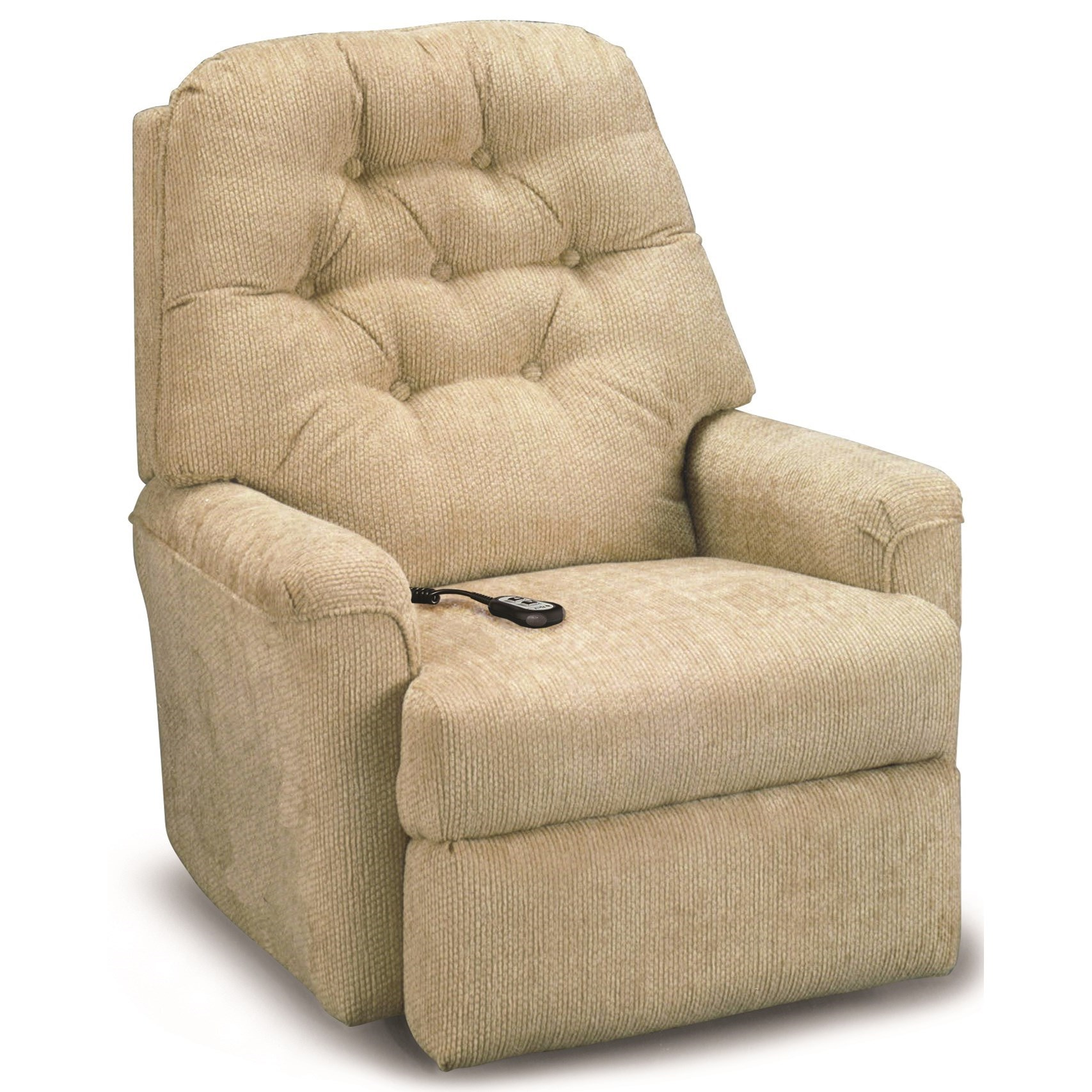 Best Home Furnishings Recliners - Petite Cara Lift Recliner - Item Number: 1AW41