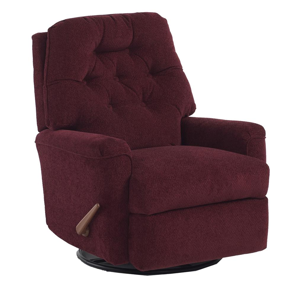 Best Home Furnishings Recliners - Petite Rocker Recliner - Item Number: 1AW49