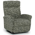 Best Home Furnishings Recliners - Petite Power Space Saver Recliner - Item Number: 1NP04-31433