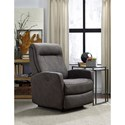 Best Home Furnishings Recliners - Petite Costilla Pover Space Saver Recliner with Power Tilt Headrest - Fabric shown no longer available from manufacturer