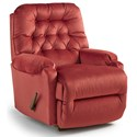 Best Home Furnishings Petite Recliners Brena Power Swivel Glider Recliner - Item Number: 9AP25