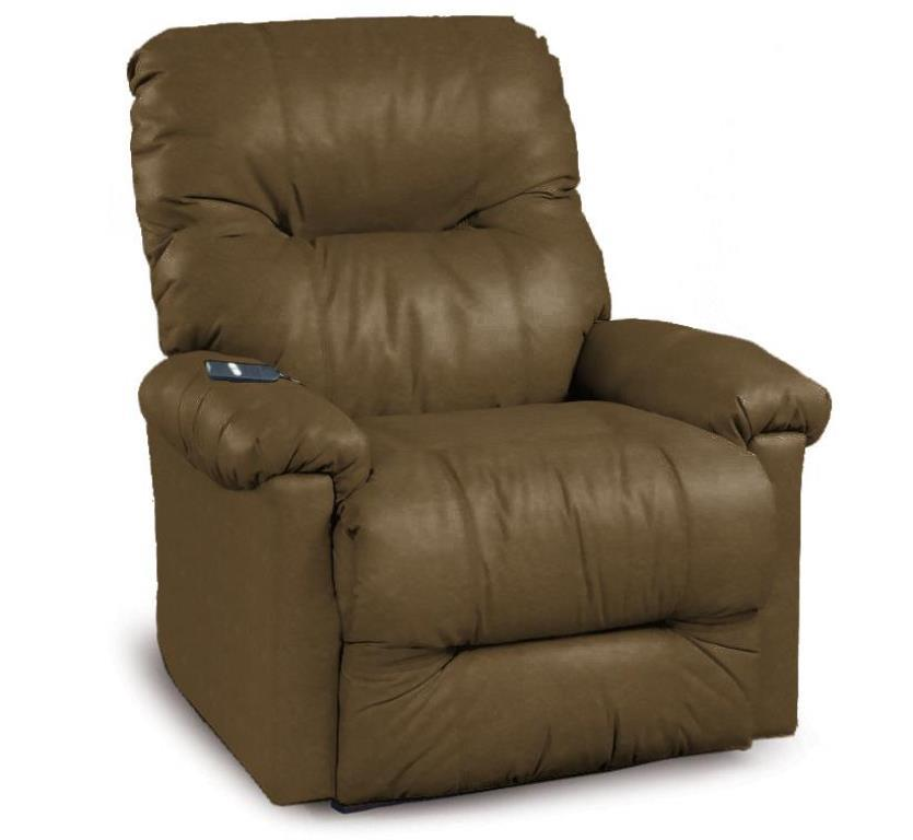 Best Home Furnishings Recliners - Petite Wynette Power Lift Recliner - Item Number: 9MW11-1 23186 MOCHA