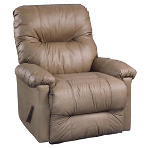 Vendor 411 Recliners - Petite Wynette Power Rocker Recliner