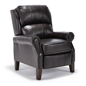 Best Home Furnishings Recliners - Pushback Power Recliner w/ Power Headrest