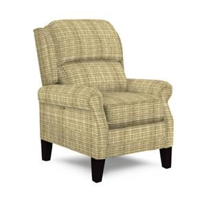 Southern Motion Hi Leg High Leg Recliner With Track Arms
