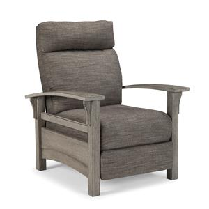 Vendor 411 Recliners - Pushback Graysen Recliner
