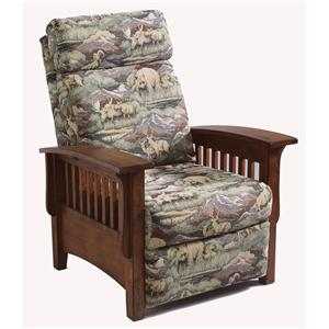 Vendor 411 Recliners - Pushback Tuscan Power Recliner