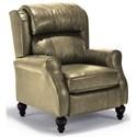 Best Home Furnishings Recliners - Pushback Patrick Pushback Recliner - Item Number: 591813525-27597U