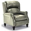 Best Home Furnishings Recliners - Pushback Patrick Pushback Recliner - Item Number: 591813525-28597U