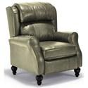 Best Home Furnishings Recliners - Pushback Patrick Pushback Recliner - Item Number: 591813525-28599U