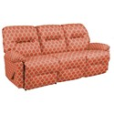 Best Home Furnishings Redford Power Reclining Sofa - Item Number: -513049128-28424