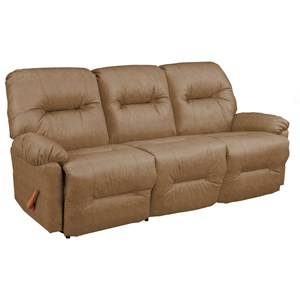Morris Home Furnishings Redford Reclining Sofa