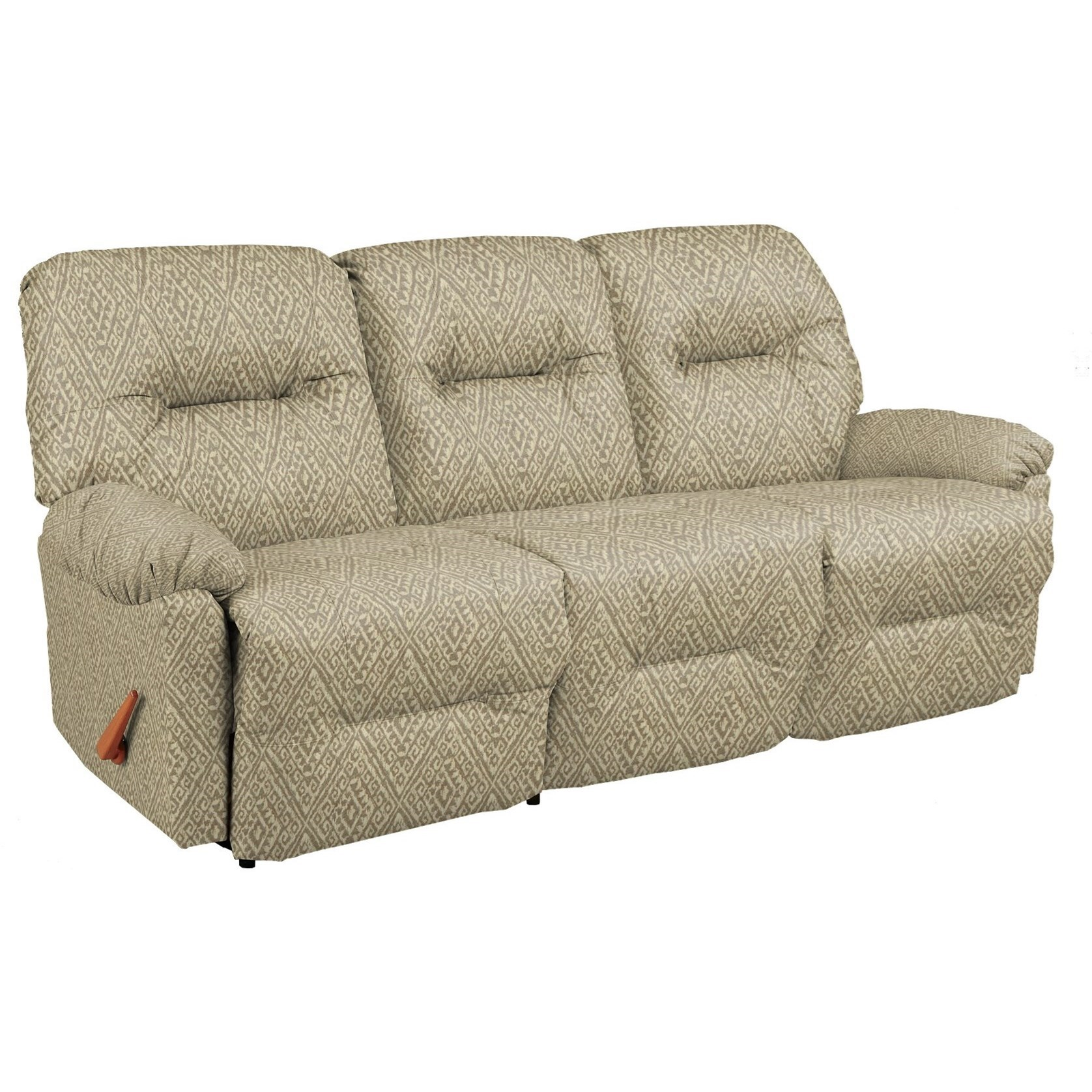 Best Home Furnishings Redford Reclining Sofa - Item Number: -679135843-31689