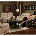 Best Home Furnishings Redford Motion Loveseat Chaise