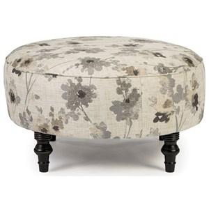 Round Bench Ottoman
