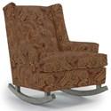 Best Home Furnishings Runner Rockers Paisley Rocking Chair - Item Number: 0165-22408
