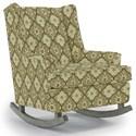 Best Home Furnishings Runner Rockers Paisley Rocking Chair - Item Number: 0165-28653