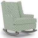 Best Home Furnishings Runner Rockers Paisley Rocking Chair - Item Number: 0165-28842