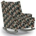Best Home Furnishings Runner Rockers Paisley Rocking Chair - Item Number: 0165-33212