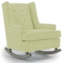 Best Home Furnishings Runner Rockers Paisley Rocking Chair - Item Number: 0165-33541