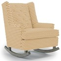 Best Home Furnishings Runner Rockers Paisley Rocking Chair - Item Number: 0165-33549