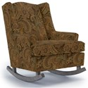 Best Home Furnishings Runner Rockers Willow Rocking Chair - Item Number: 0175-22406