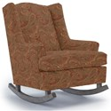 Best Home Furnishings Runner Rockers Willow Rocking Chair - Item Number: 0175-23568