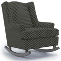 Best Home Furnishings Runner Rockers Willow Rocking Chair - Item Number: 0175-23792
