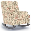 Best Home Furnishings Runner Rockers Willow Rocking Chair - Item Number: 0175-24017