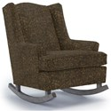 Best Home Furnishings Runner Rockers Willow Rocking Chair - Item Number: 0175-25033