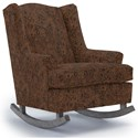 Best Home Furnishings Runner Rockers Willow Rocking Chair - Item Number: 0175-25038
