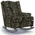Best Home Furnishings Runner Rockers Willow Rocking Chair - Item Number: 0175-25336
