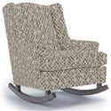 Best Home Furnishings Runner Rockers Willow Rocking Chair - Item Number: 0175-26083