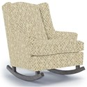 Best Home Furnishings Runner Rockers Willow Rocking Chair - Item Number: 0175-26089