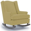 Best Home Furnishings Runner Rockers Willow Rocking Chair - Item Number: 0175-27061