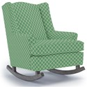 Best Home Furnishings Runner Rockers Willow Rocking Chair - Item Number: 0175-27062